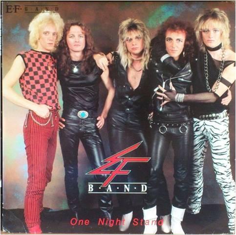 E.F. Band - One Night Stand
