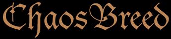 Chaosbreed - Logo