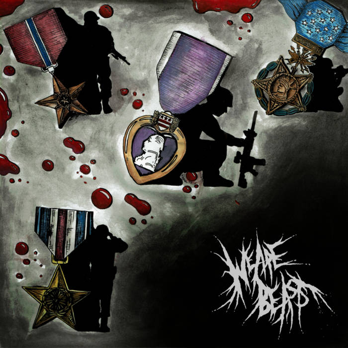 We Are Beasts - Shadows, Scars, Memories and Medals