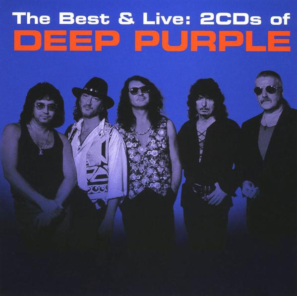 Deep Purple - The Best & Live