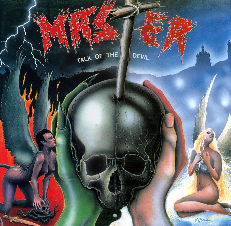 Мастер - Talk of the Devil