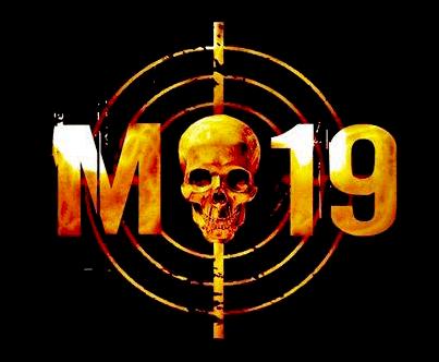 M-19 - Logo