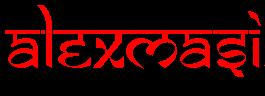 Alex Masi - Logo
