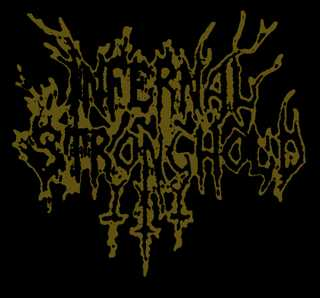 Infernal Stronghold - Logo