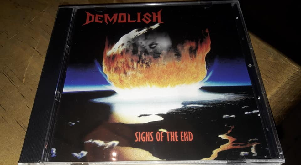 Demolish - Signs of the End