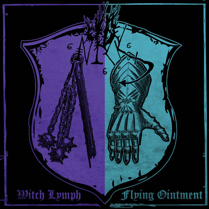 Old Nick - Witch Lymph / Flying Ointment