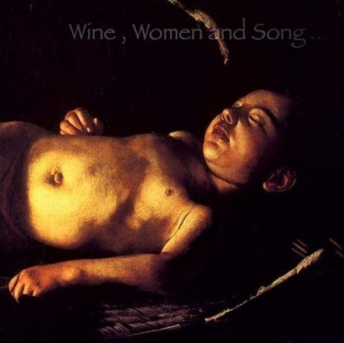 Porn - Wine, Women and Song...