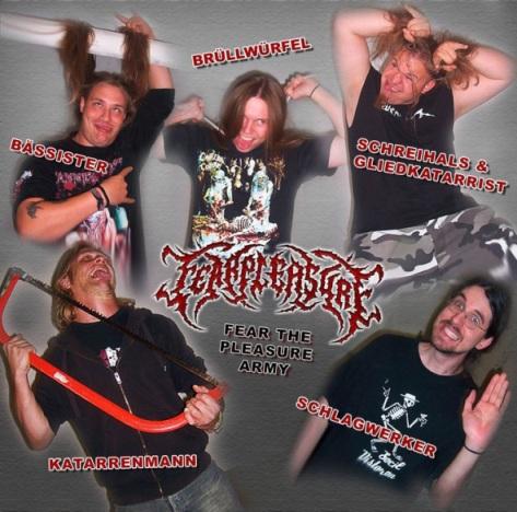 Fearpleasure - Photo