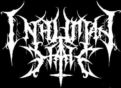 Inhuman Hate - Logo