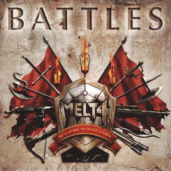 Melt4 - Battles