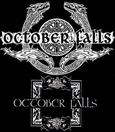 October Falls - Logo