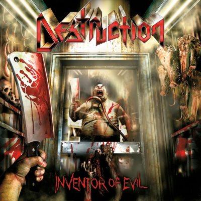 Destruction - Inventor of Evil