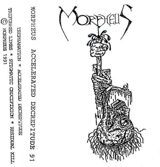 Morpheus - Accelerated Decrepitude