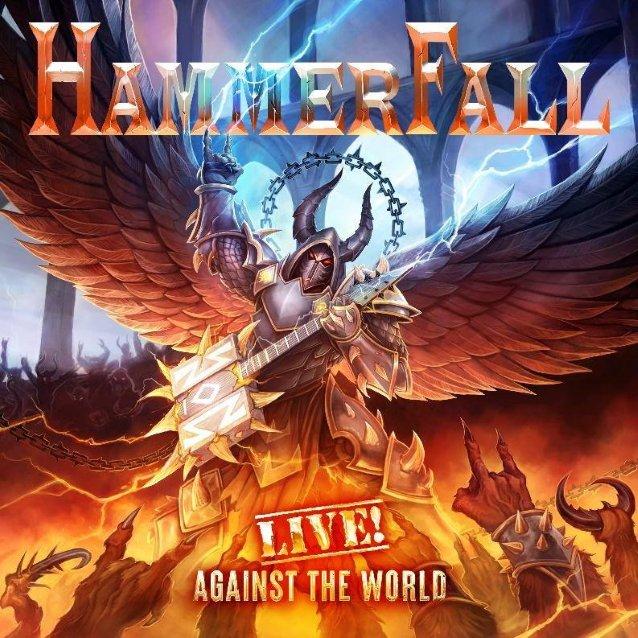 HammerFall - Live! Against the World
