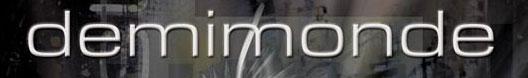 Demimonde - Logo