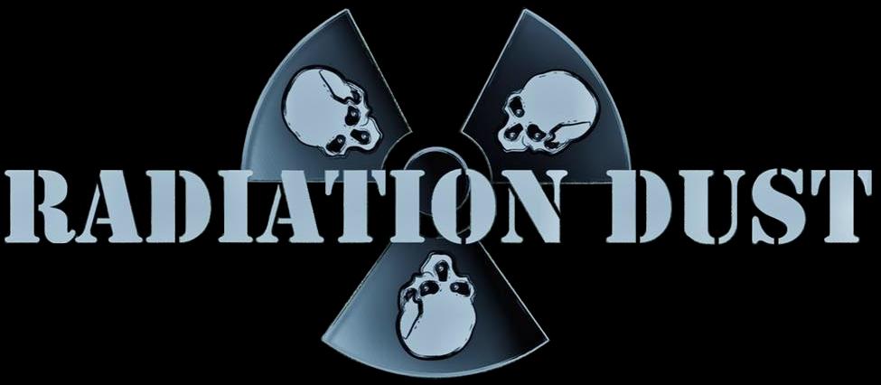 Radiation Dust - Logo