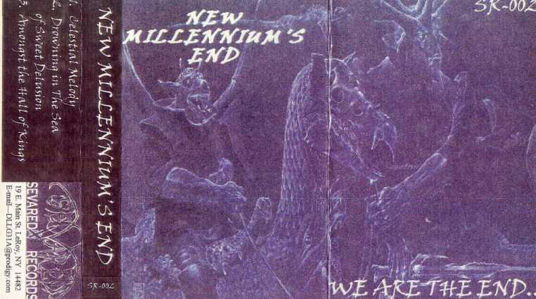 New Millennium's End - New Millennium's End