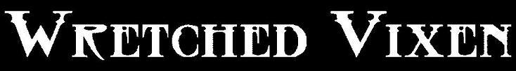 Wretched Vixen - Logo