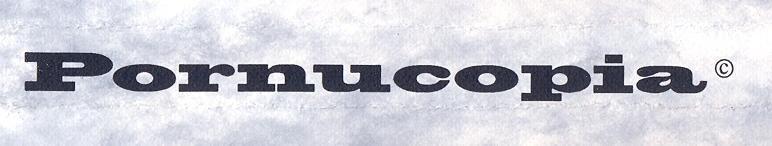 Pornucopia - Logo