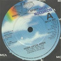 White Spirit - High upon High
