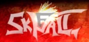 SkyFall - Logo