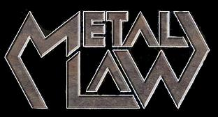Metal Law - Logo