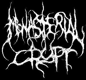 Monasterial Crypt - Logo