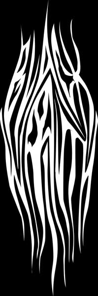 Black Wraith - Logo