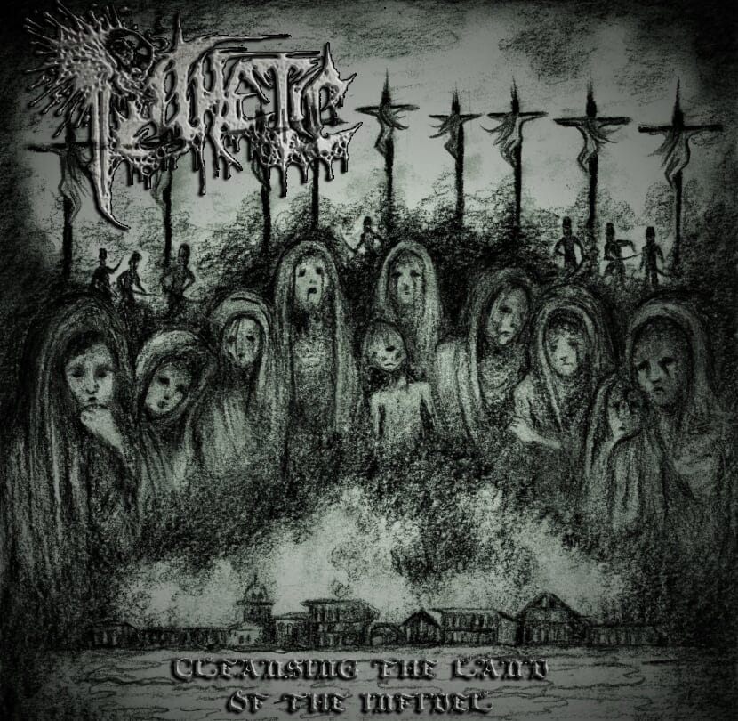 Pathetic - Cleansing the Land of the Infidel