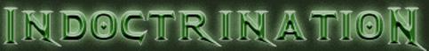 Indoctrination - Logo