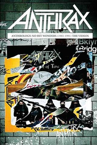 Anthrax - Anthrology: No Hit Wonders (1985-1991) The Videos