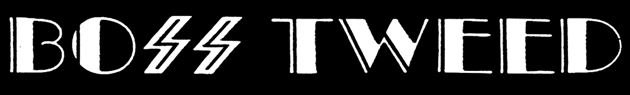 Boss Tweed - Logo