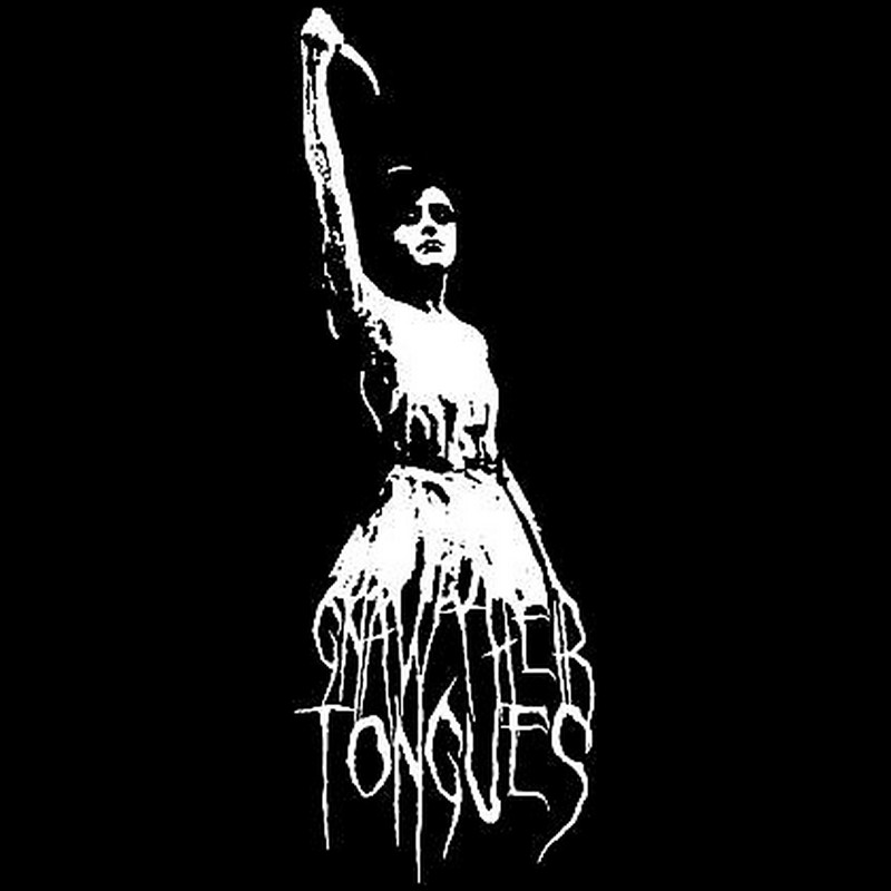 Gnaw Their Tongues - Logo