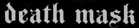 Death Mask - Logo