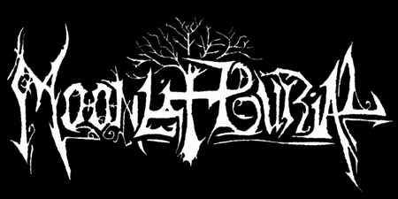 Moonlit Burial - Logo