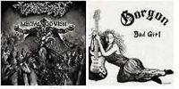Gorgon / Wytchkraft - Bad Girl / Metal Coven