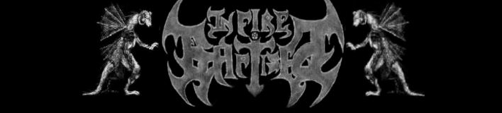 In Fire Baptised - Logo
