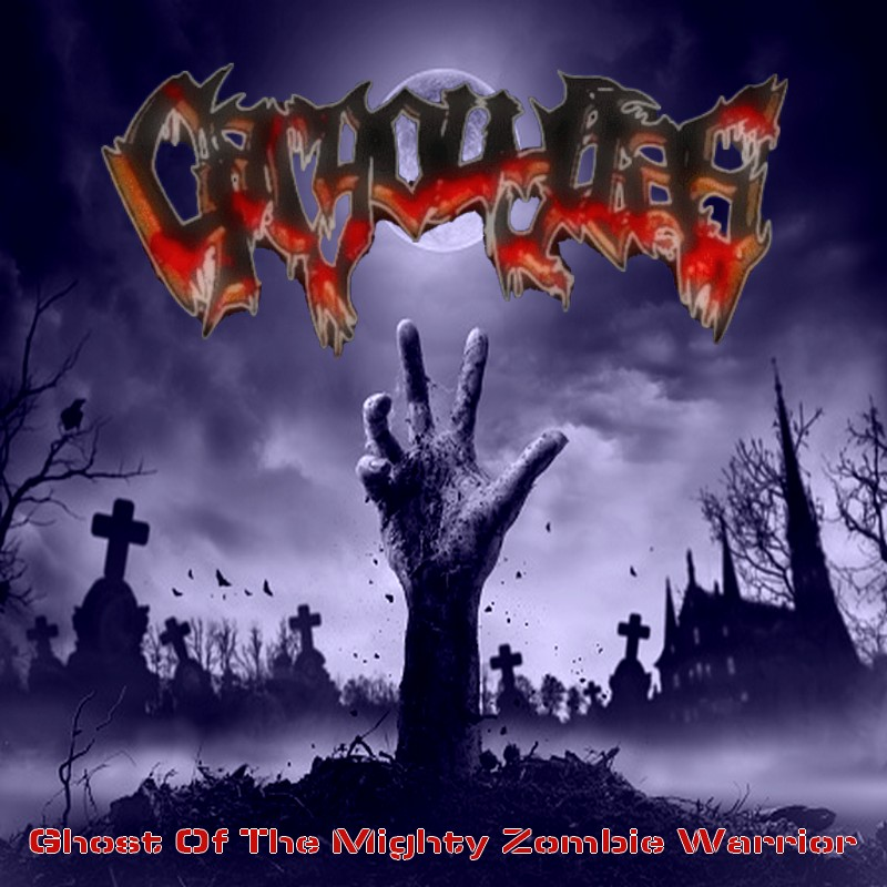 Gargouyllas - Ghost of the Mighty Zombie Warrior