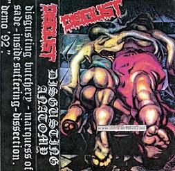 Disgust - Disgusting Anatomy - Encyclopaedia Metallum: The Metal ...