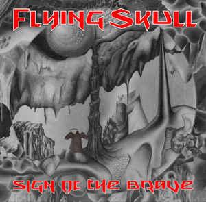 Flying Skull - Sign of the Brave