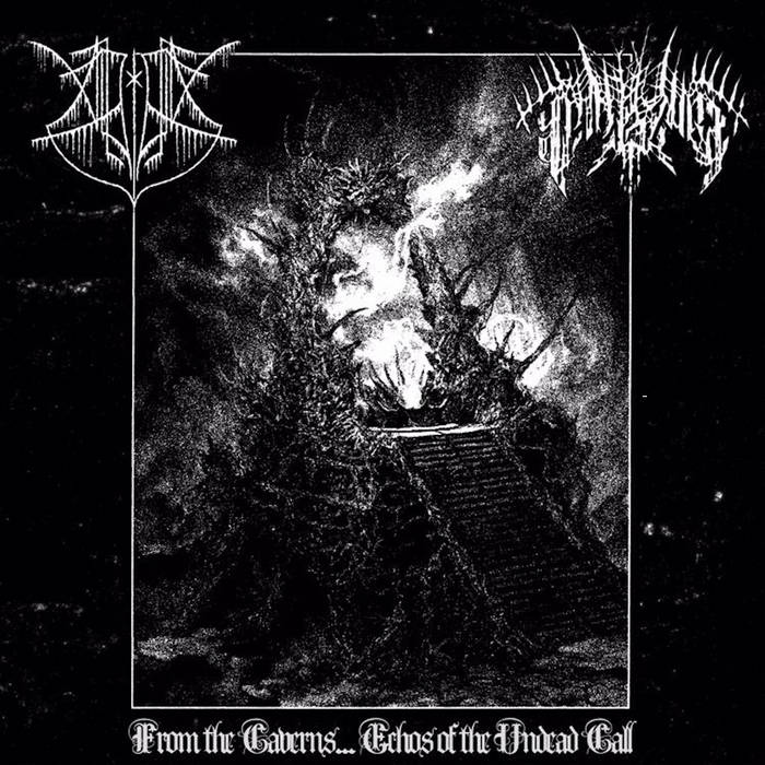 Panzerwar / Alghol - From the Caverns... Echos of the Undead Call
