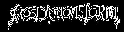 Frostdemonstorm - Logo