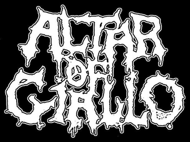 Altar of Giallo - Logo