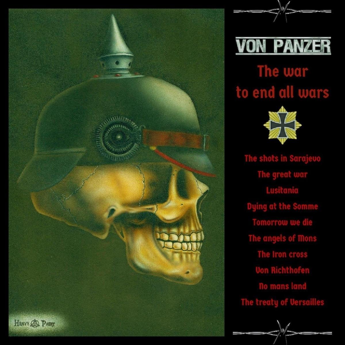 Von Panzer - The War to End All Wars