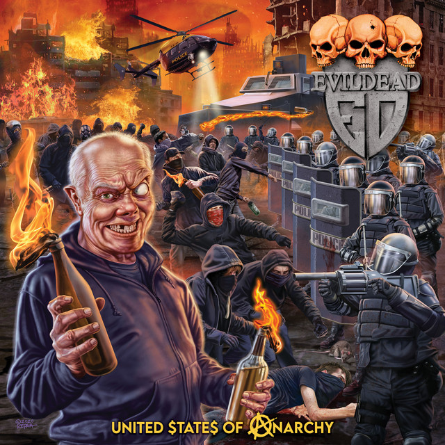 Evildead - United States of Anarchy