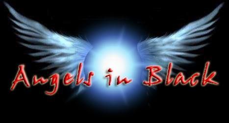 Angels in Black - Logo