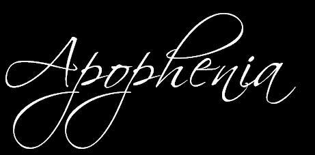 Apophenia - Logo
