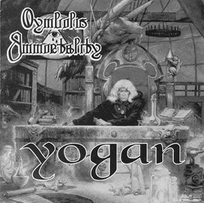 Symbolic Immortality - Yogan
