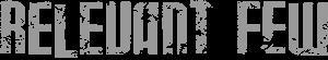 Relevant Few - Logo