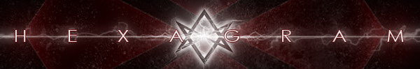 Hexagram - Logo